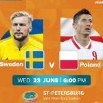Trực tiếp Thụy Điển vs Ba Lan, bảng E EURO 2020