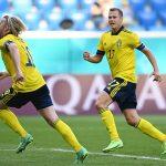 Video bàn thắng Thụy Điển 1-0 Slovakia - Bảng E EURO 2020