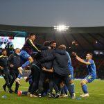 Xác định 4 cặp đấu ở vòng tứ kết EURO 2020