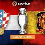 Link xem trực tiếp Croatia vs Tây Ban Nha, 23h ngày 28/6