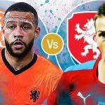 Link xem trực tiếp Hà Lan vs CH Séc, 23h ngày 27/6