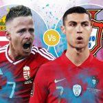 Trực tiếp Hungary vs Bồ Đào Nha bảng F Euro 2020