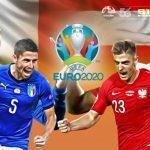 Trực tiếp Italia vs Áo, Vòng 1/8 EURO 2021