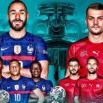 Trực tiếp Pháp vs Thụy Sỹ, 2h ngày 29-6 Euro 2020