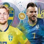 Trực tiếp Thụy Điển vs Ukraine, vòng 1/8 EURO 2021