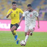 Trực tiếp UAE vs Malaysia, 23h45 ngày 3/6