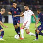 Trực tiếp UAE vs Thái Lan, 23h45 ngày 7/6