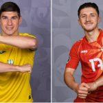 Trực tiếp bóng đá Ukraine vs Macedonia - Bảng C EURO 2020