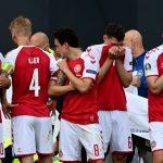 UEFA dọa xử thua Đan Mạch 0-3 sau sự cố Eriksen