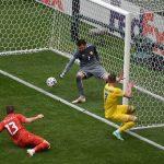 Kết quả Ukraine 2-1 Macedonia - Bảng C EURO 2020