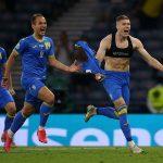 Kết quả Thụy Điển 1-2 Ukraine, vòng 1/8 EURO 2021