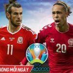 Trực tiếp Xứ Wales vs Đan Mạch, vòng 1/8 EURO 2020