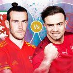 Trực tiếp Wales vs Thụy Sĩ - Bảng A Euro 2020