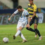 Kết quả Argentina 3-0 Ecuador: Messi đưa Albicelestes vào bán kết Copa
