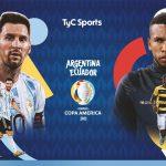 Kèo Argentina vs Ecuador: Đẳng cấp chênh lệch