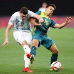 Trực tiếp Argentina vs Ai Cập - Bóng đá nam Olympic 2021 ngày 25/7