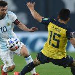 Trực tiếp Argentina vs Ecuador 8h ngày 4/7 - Tứ kết Copa America