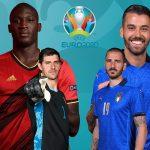Nhận định Bỉ vs Italy: Bắt vía Quỷ đỏ