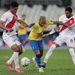 Video bóng đá Brazil 1-0 Peru: Cảm hứng Neymar