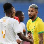 Kết quả Brazil 0-0 Bờ Biển Ngà - Kết quả Bóng đá nam Olympic 2021