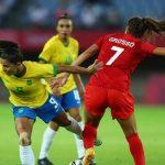 Kết quả bóng đá nữ Olympic 2021 ngày 30/7: Canada vào bán kết