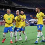 Kết quả Brazil 4-2 Đức - Kết quả Bóng đá nam Olympic 2021