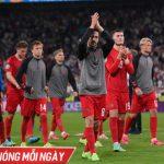 Đan Mạch chia tay EURO 2020: Tạm biệt những trái tim quả cảm