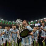 Kết quả Brazil 0-1 Argentina: Messi lần đầu vô địch Copa