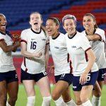 Kết quả Hà Lan 2-2 Mỹ pen 2-4, Kết quả Bóng đá nữ Olympic 2020