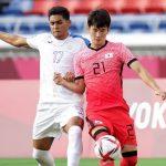 Trực tiếp Bóng đá nam Olympic 2021 Hàn Quốc vs Mexico