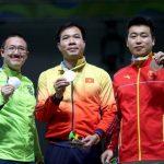 Xem lại khoảnh khắc Hoàng Xuân Vinh giành HCV lịch sử ở Olympic 2016