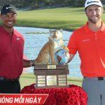 Jon Rahm và giấc mơ Tiger Woods