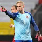 'Kasper Schmeichel sẵn sàng cho loạt đấu pen trước Anh'
