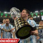 Argentina vô địch Copa America sau 28 năm: Vỡ òa cùng Messi