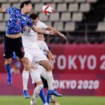 Kết quả bóng đá nam Olympic: Nhật Bản gặp Tây Ban Nha ở bán kết