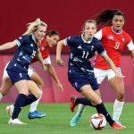 Trực tiếp Anh vs Úc, Bóng đá nữ Olympic 2020 ngày 30/7