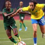 Kết quả Brazil 1-0 Zambia - kết quả Bóng đá nữ Olympic 2020