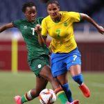 Trực tiếp Canada vs Brazil, Bóng đá nữ Olympic 2020 ngày 30/7