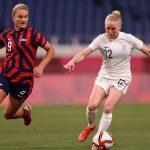 Trực tiếp Olympic 2021: Mỹ vs Úc - Bóng đá nữ Olympic 2021 ngày 27/7