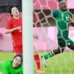 Hòa 'điênrồ', tuyển nữ Trung Quốc nguy cơ bị loại sớm ở Olympic