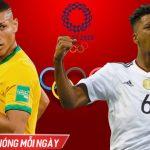 Kèo Brazil vs Đức: Đại chiến đỉnh cao