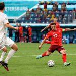 Trực tiếp Tây Ban Nha 1-0 Thụy Sĩ Hiệp 1- Tứ kết Euro 2021