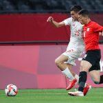 Trực tiếp Tây Ban Nha vs Ai Cập môn bóng đá nam Olympic Tokyo 2021