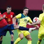 Trực tiếp Tây Ban Nha vs Úc, Bóng đá nam Olympic 2020 ngày 25/7