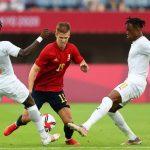 Trực tiếp bóng đá nam Olympic 2021 Tây Ban Nha vs Bờ Biển Ngà