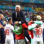 Thụy Sĩ tuyên bố cho Tây Ban Nha nối gót Pháp rời EURO 2020