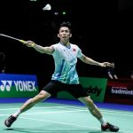 Tiến Minh thua tay vợt hạng 3 thế giới trận ra quân Olympic