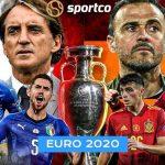 Trực tiếp Ý vs Tây Ban Nha 2h ngày 7/7 - Bán kết EURO 2021
