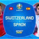 Trực tiếp Tây Ban Nha vs Thụy Sĩ - Tứ kết Euro 2021