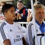 Raphael Varane nói với HLV Ancelotti: Tôi muốn đến MU!